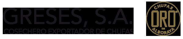 Greses, S.A. Sticky Logo