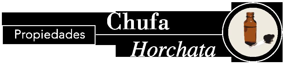 Propiedades de la Chufa y Horchata