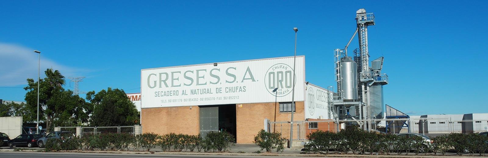 Empresa Greses